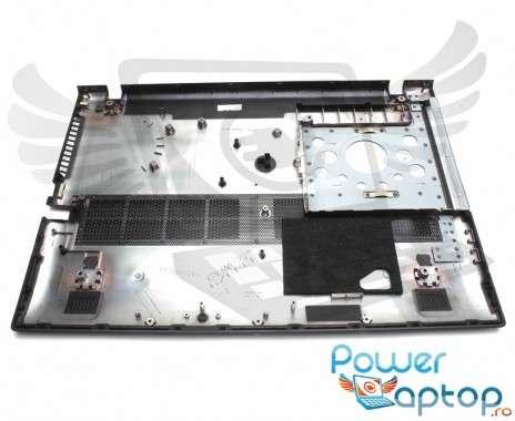 Bottom Lenovo IdeaPad Z500. Carcasa Inferioara Lenovo IdeaPad Z500 Neagra