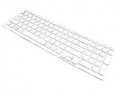 Tastatura Sony Vaio PCG 71911L alba. Keyboard Sony Vaio PCG 71911L alba. Tastaturi laptop Sony Vaio PCG 71911L alba. Tastatura notebook Sony Vaio PCG 71911L alba