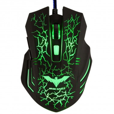 Mouse Gaming Havit HV-MS672 Mouse Optic 7 Culori LED si 6 Butoane