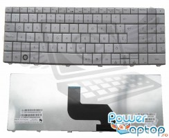 Tastatura Gateway  EC5409U argintie. Keyboard Gateway  EC5409U argintie. Tastaturi laptop Gateway  EC5409U argintie. Tastatura notebook Gateway  EC5409U argintie