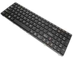 Tastatura Lenovo B590 . Keyboard Lenovo B590 . Tastaturi laptop Lenovo B590 . Tastatura notebook Lenovo B590