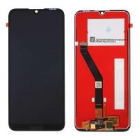 Ansamblu Display LCD + Touchscreen Huawei Y6S 2019 Black Negru . Ecran + Digitizer Huawei Y6S 2019 Black Negru