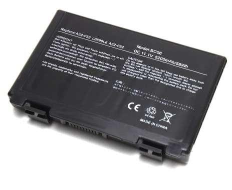 Baterie Asus F52Q . Acumulator Asus F52Q . Baterie laptop Asus F52Q . Acumulator laptop Asus F52Q . Baterie notebook Asus F52Q