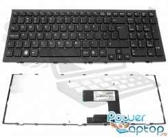 Tastatura Sony VAIO VPCEL24FX. Keyboard Sony VAIO VPCEL24FX. Tastaturi laptop Sony VAIO VPCEL24FX. Tastatura notebook Sony VAIO VPCEL24FX