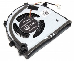 Cooler placa video GPU laptop Dell DFS551205ML0T TP. Ventilator placa video Dell DFS551205ML0T TP.