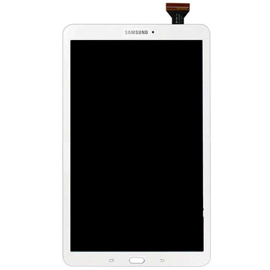Ansamblu LCD Display Touchscreen Samsung Galaxy Tab E 9.6 T560 Alb imagine powerlaptop.ro 2021