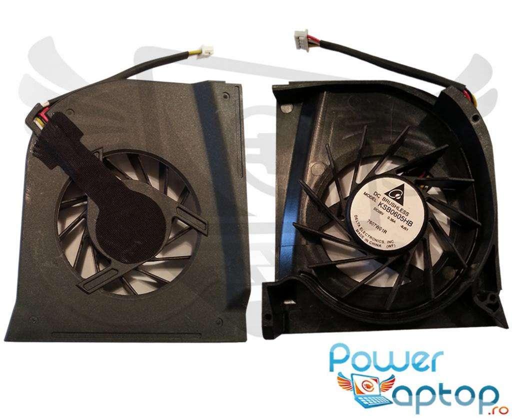 Cooler laptop HP Pavilion DV6870 AMD imagine powerlaptop.ro 2021