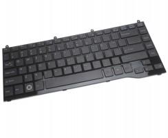 Tastatura Fujitsu Siemens  CP575213-01 cu urechi de prindere. Keyboard Fujitsu Siemens  CP575213-01. Tastaturi laptop Fujitsu Siemens  CP575213-01. Tastatura notebook Fujitsu Siemens  CP575213-01