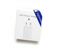 Adaptor Priza + Cablu Date Apple iPhone OEM