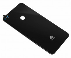 Capac Baterie Huawei P8 Lite 2017 Negru Black. Capac Spate Huawei P8 Lite 2017 Negru Black