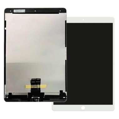 Ansamblu Display LCD  + Touchscreen Apple iPad Pro 10.5 2017 A1709 LTE Alb. Modul Ecran + Digitizer Apple iPad Pro 10.5 2017 A1709 LTE Alb