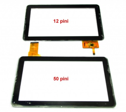Digitizer Touchscreen Polaroid MIDC410PR003. Geam Sticla Tableta Polaroid MIDC410PR003