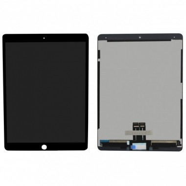Ansamblu Display LCD  + Touchscreen Apple iPad Pro 10.5 2017 A1709 LTE Negru. Modul Ecran + Digitizer Apple iPad Pro 10.5 2017 A1709 LTE Negru