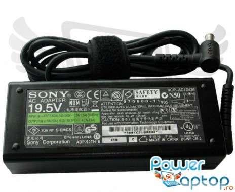 Incarcator Sony Vaio VGN SZ61 ORIGINAL. Alimentator ORIGINAL Sony Vaio VGN SZ61. Incarcator laptop Sony Vaio VGN SZ61. Alimentator laptop Sony Vaio VGN SZ61. Incarcator notebook Sony Vaio VGN SZ61