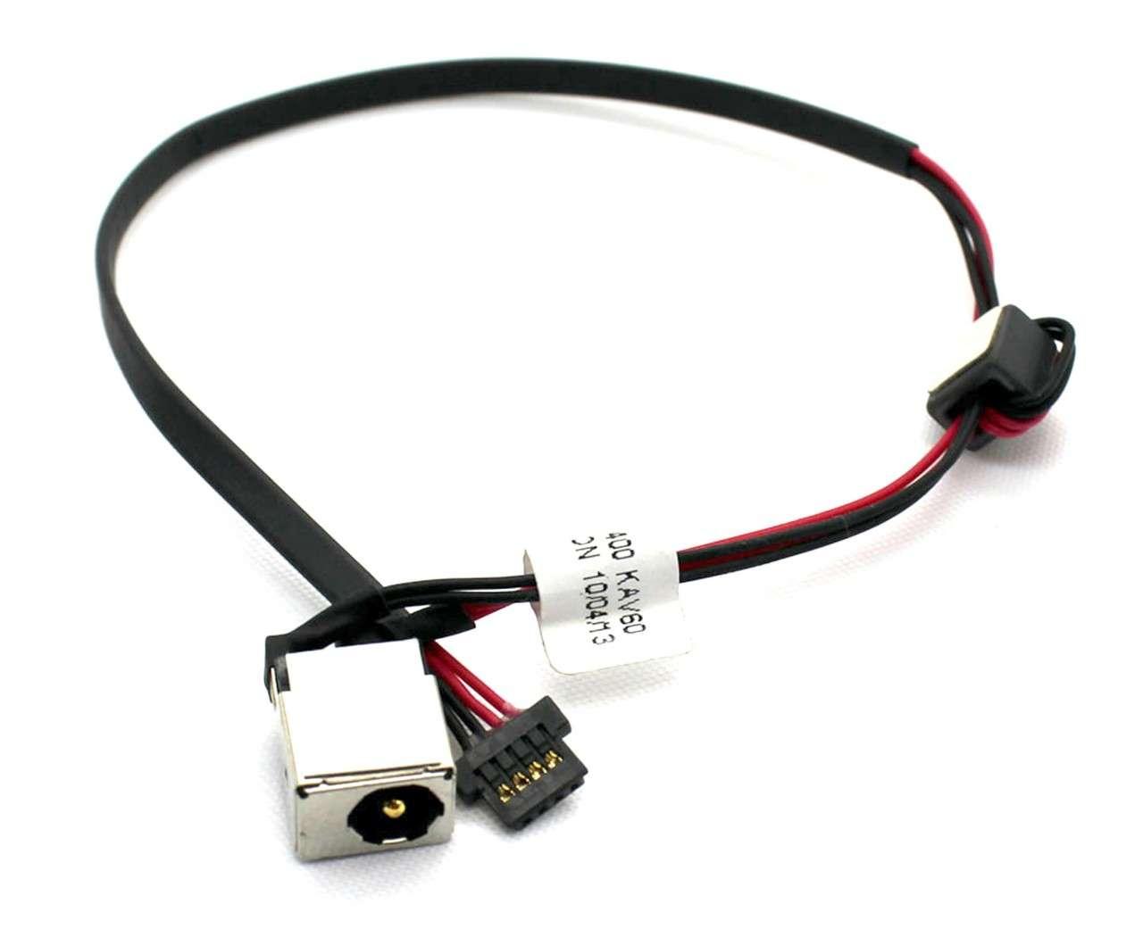 Mufa alimentare laptop Emachines NAV51 cu fir imagine powerlaptop.ro 2021
