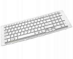 Tastatura Sony 14100014 alba. Keyboard Sony 14100014. Tastaturi laptop Sony 14100014. Tastatura notebook Sony 14100014