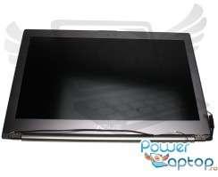 Ansamblu complet display LCD + carcasa Asus UX31E Gri. Model complet ecran si touchscreen carcasa Asus UX31E Gri