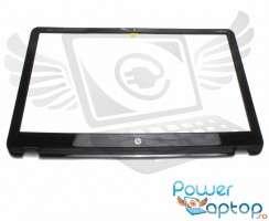 Bezel Front Cover HP Envy M6-1000. Rama Display HP Envy M6-1000 Neagra