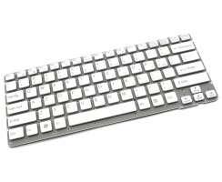 Tastatura Sony Vaio VPCCA3 alba. Keyboard Sony Vaio VPCCA3. Tastaturi laptop Sony Vaio VPCCA3. Tastatura notebook Sony Vaio VPCCA3