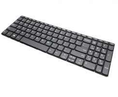 Tastatura Lenovo IdeaPad 3-15IGL05 Gri iluminata backlit. Keyboard Lenovo IdeaPad 3-15IGL05 Gri. Tastaturi laptop Lenovo IdeaPad 3-15IGL05 Gri. Tastatura notebook Lenovo IdeaPad 3-15IGL05 Gri