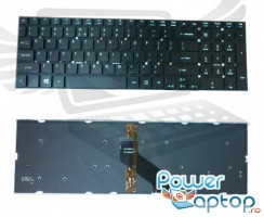 Tastatura Packard Bell EasyNote TS45HR iluminata backlit. Keyboard Packard Bell EasyNote TS45HR iluminata backlit. Tastaturi laptop Packard Bell EasyNote TS45HR iluminata backlit. Tastatura notebook Packard Bell EasyNote TS45HR iluminata backlit