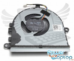 Cooler laptop Dell Inspiron 15-5575. Ventilator procesor Dell Inspiron 15-5575. Sistem racire laptop Dell Inspiron 15-5575