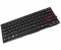 Tastatura Sony Vaio VPCSB neagra. Keyboard Sony Vaio VPCSB. Tastaturi laptop Sony Vaio VPCSB. Tastatura notebook Sony Vaio VPCSB