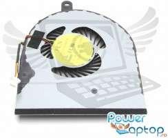 Cooler laptop Dell Inspiron 15 3558. Ventilator procesor Dell Inspiron 15 3558. Sistem racire laptop Dell Inspiron 15 3558