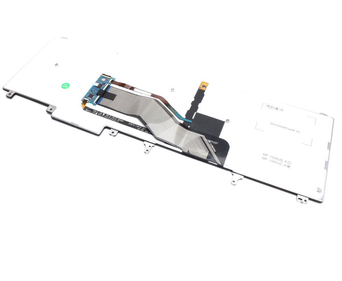 Tastatura Dell Precision M4800 iluminata backlit imagine