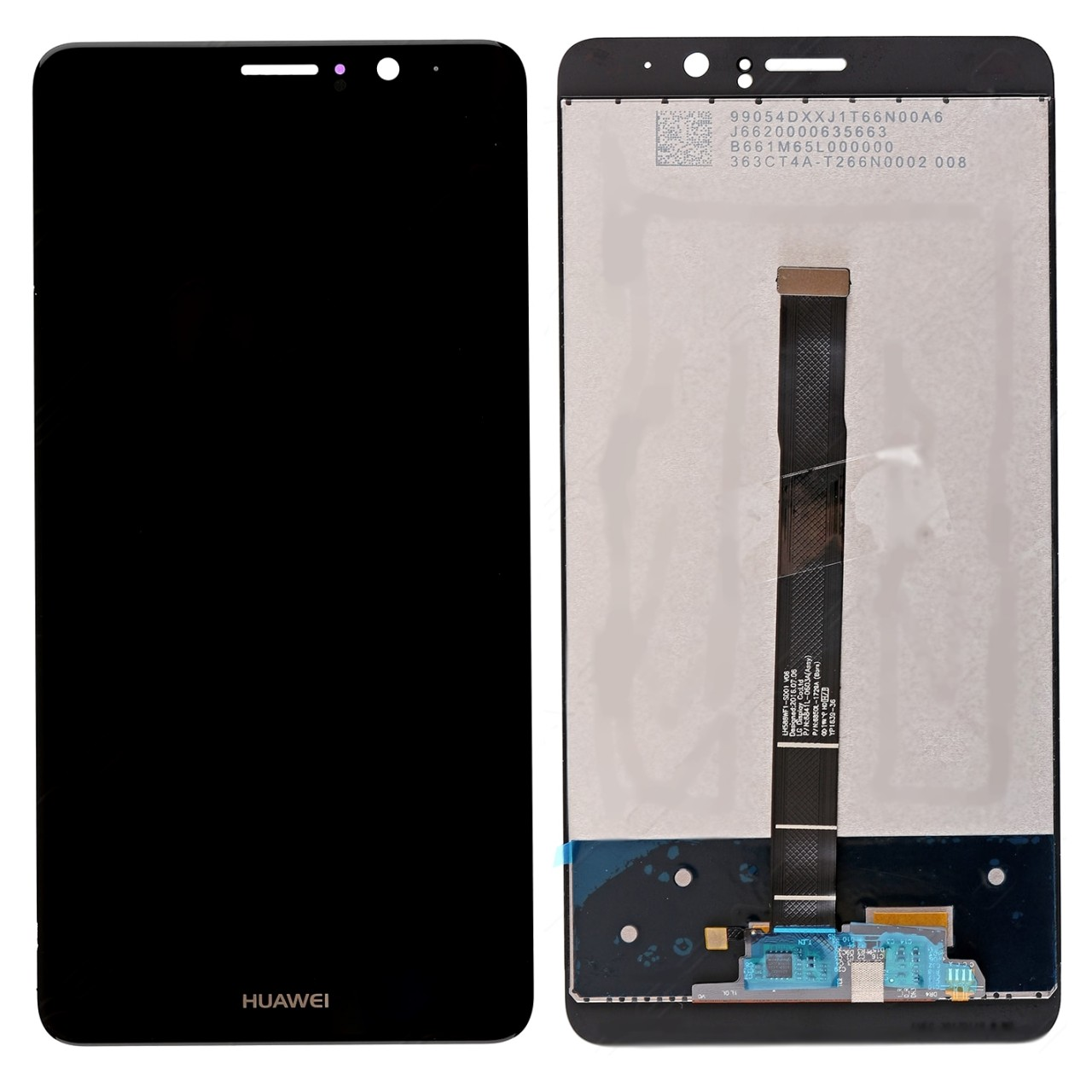 Display Huawei Mate 9 MHA L09 Black Negru imagine powerlaptop.ro 2021
