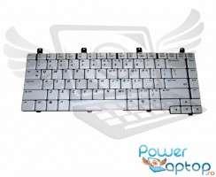 Tastatura Compaq Presario V5000 alba. Keyboard Compaq Presario V5000 alba. Tastaturi laptop Compaq Presario V5000 alba. Tastatura notebook Compaq Presario V5000 alba