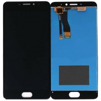 Ansamblu Display LCD  + Touchscreen Meizu M5 Note. Modul Ecran + Digitizer Meizu M5 Note