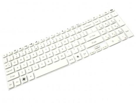 Tastatura Acer Aspire E1 530G alba. Keyboard Acer Aspire E1 530G alba. Tastaturi laptop Acer Aspire E1 530G alba. Tastatura notebook Acer Aspire E1 530G alba