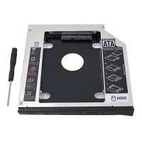 HDD Caddy laptop 9.5mm intern SATA extern SATA Slim