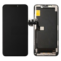 Ansamblu Display LCD + Touchscreen Apple iPhone 11 Pro TFT Negru Black High Copy Calitate A+. Ecran + Digitizer Apple iPhone 11 Pro TFT Negru Black High Copy Calitate A+