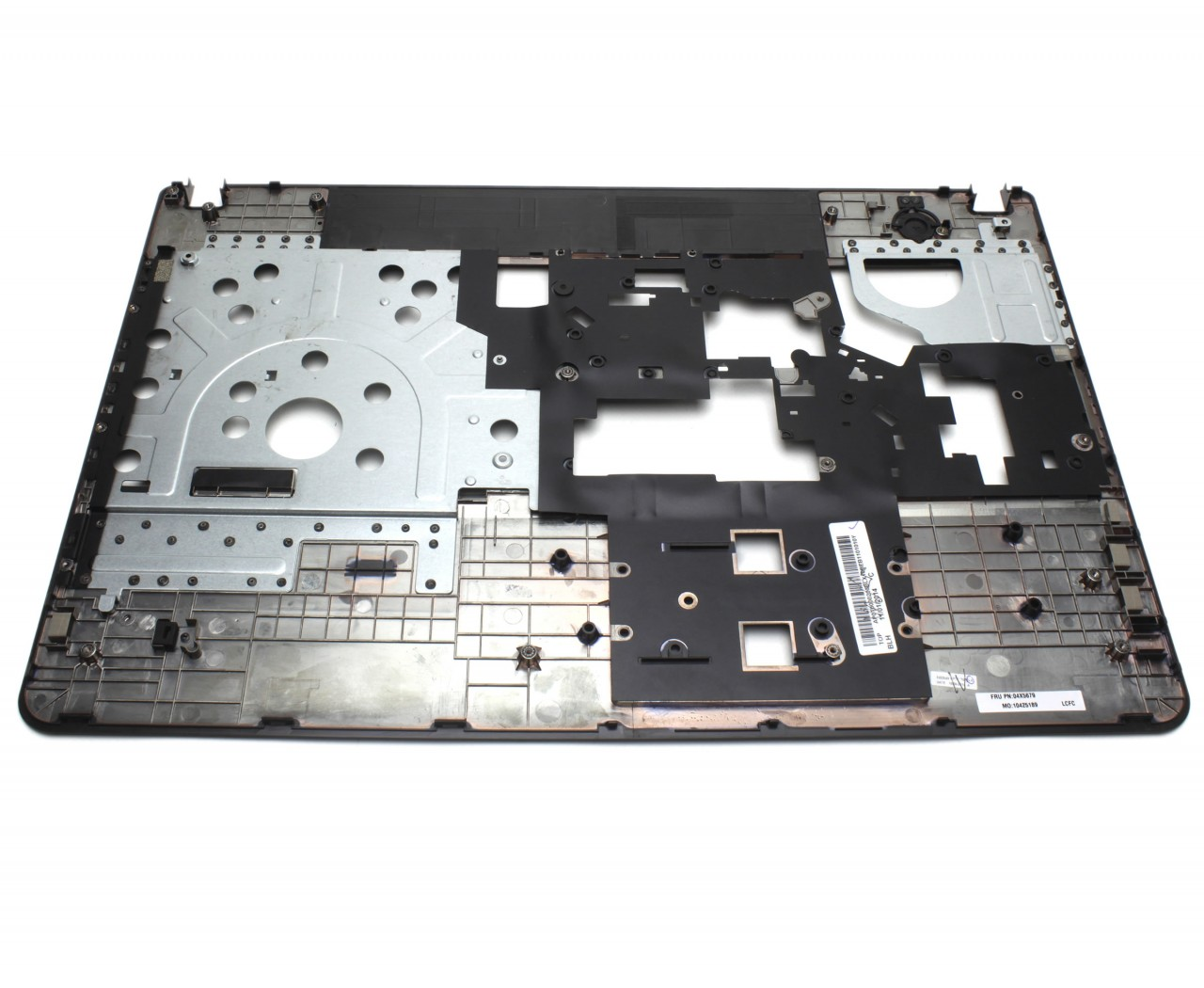 Palmrest Lenovo ThinkPad E531 Negru fara touchpad imagine powerlaptop.ro 2021