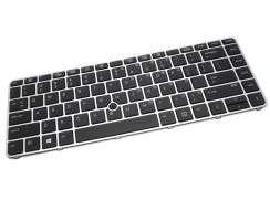 Tastatura HP EliteBook 745 G3 iluminata backlit. Keyboard HP EliteBook 745 G3 iluminata backlit. Tastaturi laptop HP EliteBook 745 G3 iluminata backlit. Tastatura notebook HP EliteBook 745 G3 iluminata backlit