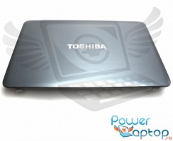 Carcasa Display Toshiba Satellite L855. Cover Display Toshiba Satellite L855. Capac Display Toshiba Satellite L855 Gri
