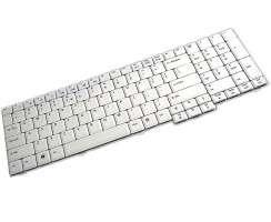 Tastatura Acer Aspire 7720z alba. Keyboard Acer Aspire 7720z alba. Tastaturi laptop Acer Aspire 7720z alba. Tastatura notebook Acer Aspire 7720z alba