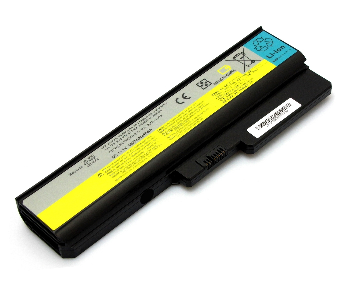 Baterie Lenovo L08S6Y02 imagine powerlaptop.ro 2021