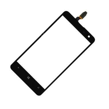 Touchscreen Digitizer Nokia Lumia 625. Geam Sticla Smartphone Telefon Mobil Nokia Lumia 625
