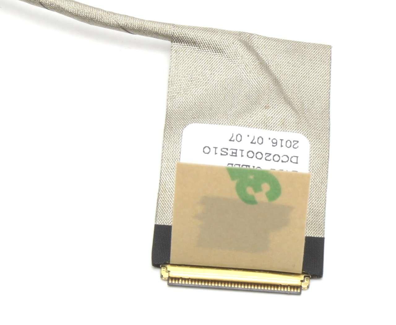 Cablu video LVDS Lenovo G585 Part Number DC02001ES10 imagine powerlaptop.ro 2021