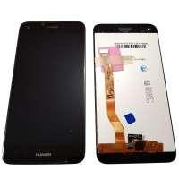 Ansamblu Display LCD + Touchscreen Huawei Y6 Pro 2017 Black Negru . Ecran + Digitizer Huawei Y6 Pro 2017 Black Negru