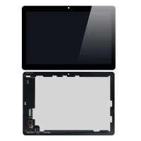 Ansamblu Display LCD  + Touchscreen Huawei MediaPad T3 10 AGS-W09 Negru. Modul Ecran + Digitizer Huawei MediaPad T3 10 AGS-W09 Negru