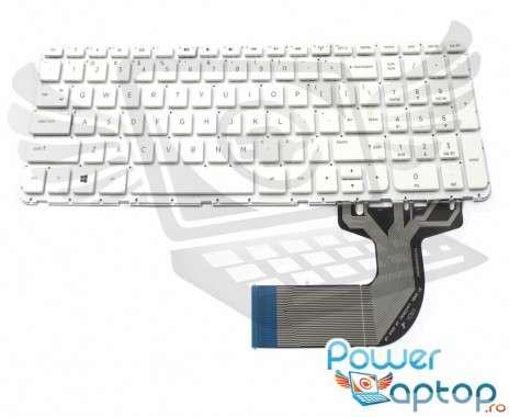 Tastatura HP  15-H alba. Keyboard HP  15-H. Tastaturi laptop HP  15-H. Tastatura notebook HP  15-H