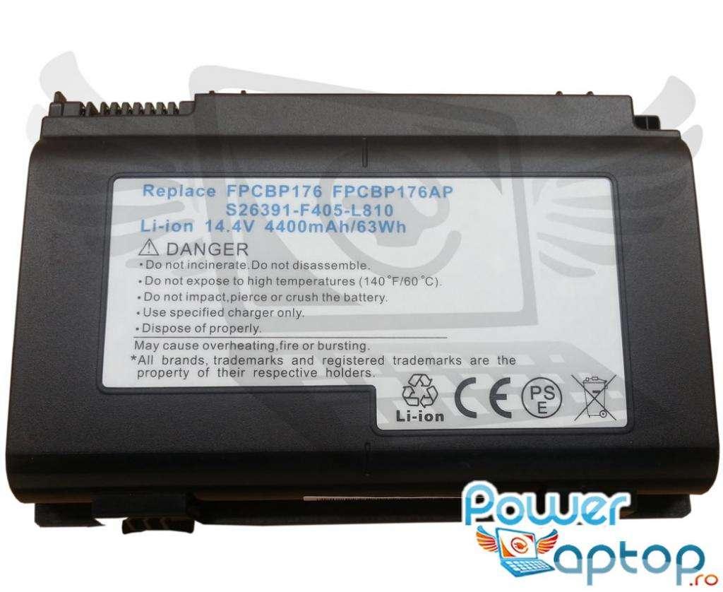 Baterie Fujitsu Siemens LifeBook E8420 imagine powerlaptop.ro 2021