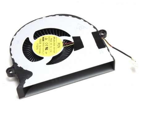 Cooler laptop Acer Aspire E5 552G  12mm grosime. Ventilator procesor Acer Aspire E5 552G. Sistem racire laptop Acer Aspire E5 552G