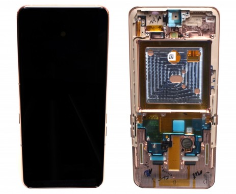 Display Samsung Galaxy A80 A805 A805F Display Original Service Pack Gold Auriu. Ecran Samsung Galaxy J6 2018 J600 Display Original Service Pack Gold Auriu