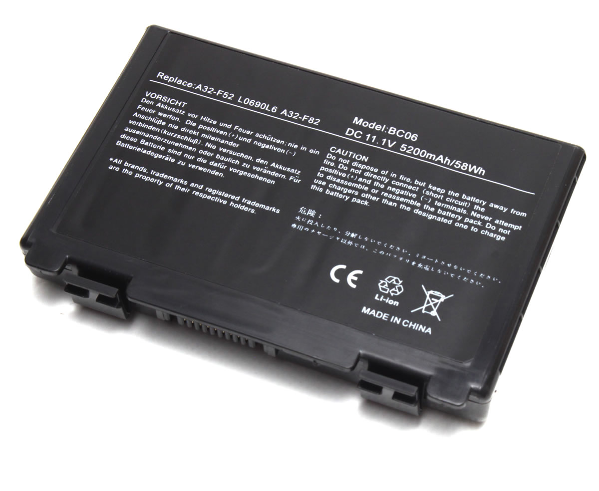 Baterie Asus X70AD imagine powerlaptop.ro 2021