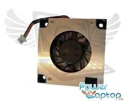 Cooler laptop Asus EeePC 701. Ventilator procesor Asus EeePC 701. Sistem racire laptop Asus EeePC 701